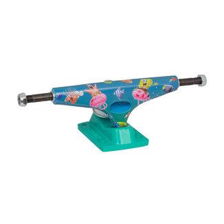 "Krux 8.0"" Standard Skateboard Trucks SpongeBob Bikini Bottom"