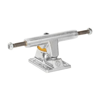 Independent 109 Stage 11 Polished T-Hanger Trucks Skateboard Trucks Raw Silver