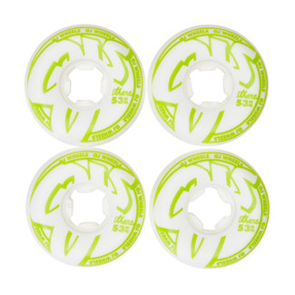 OJ Wheels From Concentrate Hardline Skateboard Wheels 53mm/101A Green