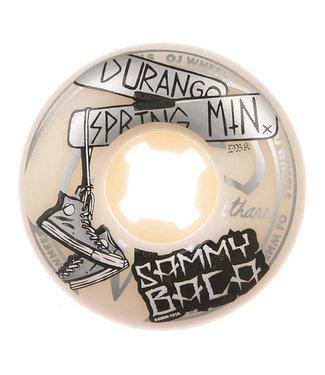 OJ Wheels Sammy Bacca Pro Skateboard Wheels 56mm/101A White