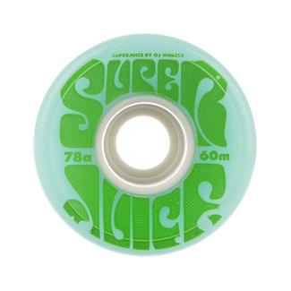 OJ Wheels Hot Juice Mini Cruiser Wheels 55mm/78A Multi-Pastel