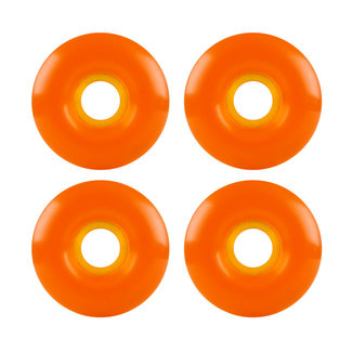 Blanco Skateboard Wheels 52mm/101A Orange