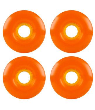 Blanco Skateboard Wheels 52mm/101A Orange