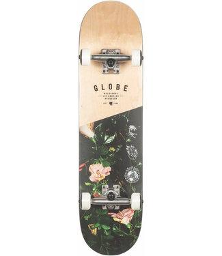 Globe G1 Insignia 7.75 Skateboard Complete Maple Thornbush