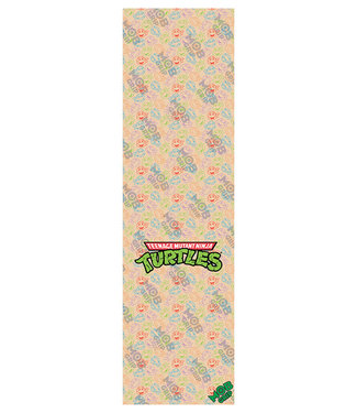 MOB TMNT Half Shell Heroes CLEAR Sheet Mob Grip Tape 9""