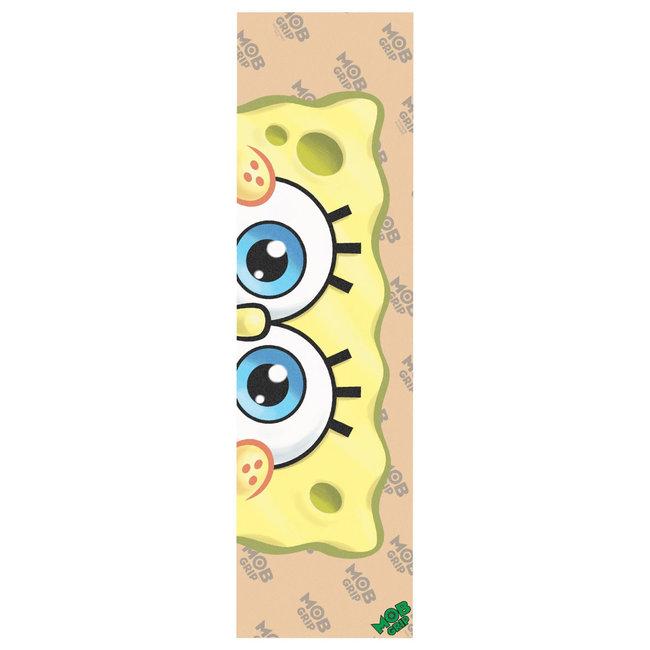 "MOB Spongebob Eyeballs Clear Griptape 9"""