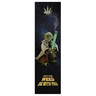"Jart Weed Nation Yoda Griptape 9"""