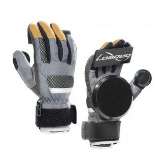 Loaded Freeride 7.0 Slide Gloves Grey