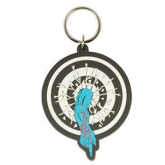 Santa Cruz Rob 1 Key Chain