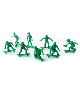 AJ Toyboarders Skate Army Green