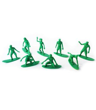 AJ Toyboarders Surf Army Green