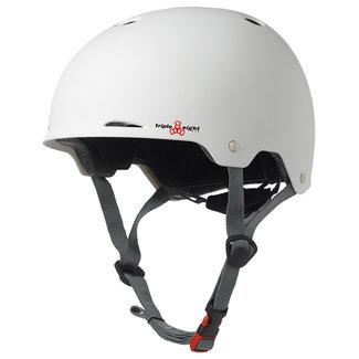 Triple Eight Gotham Skate/Bike Helm White