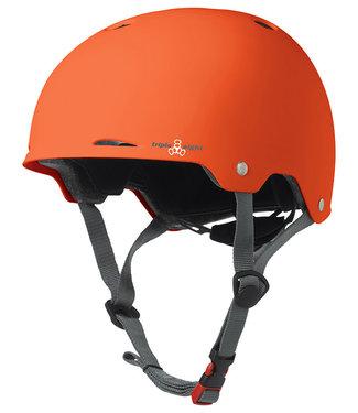 Triple Eight Gotham Skate/Bike Helm Orange