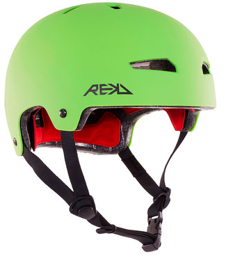 REKD Skate Helm Green