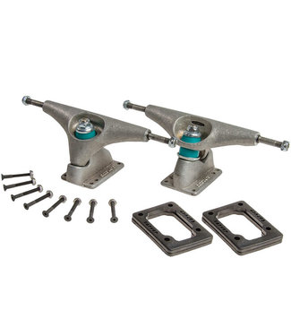 "Carver 6.5"" CX Truck Set Raw"