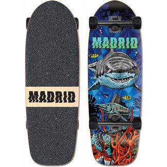 "Madrid Marty Shark 29"" Cruiser Complete"