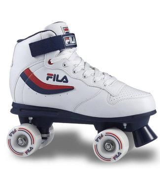 Fila Roller Skates Ace Quads White/Blue/Red