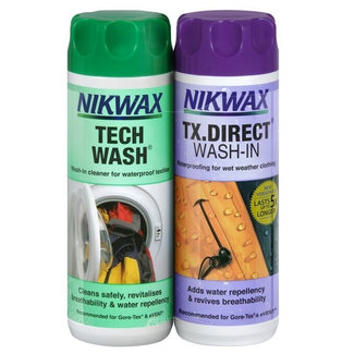 Nikwax Twin Tech Wash/TX Direct Wash-In 300ml