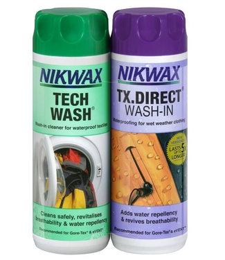 Nikwax Twin Tech Wash/TX Direct Wash-In 300ml