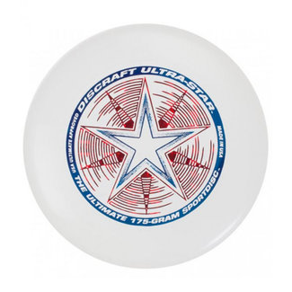 Discraft Ultimate Frisbee 175gr White