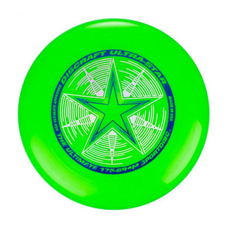 Discraft Ultimate Frisbee 175gr Green
