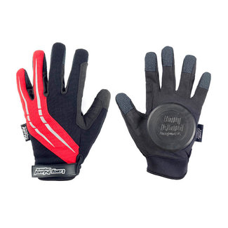 Long Island Freeride Gloves Red