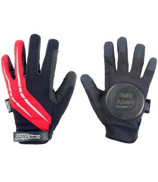 Long Island Freeride Gloves Red