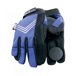 Long Island Freeride Gloves Blue