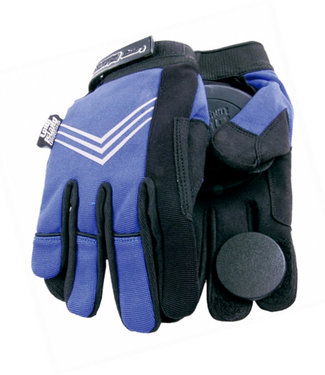 Long Island Freeride Gloves Blue