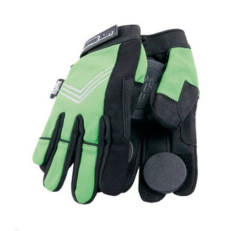 Long Island Freeride Gloves Green