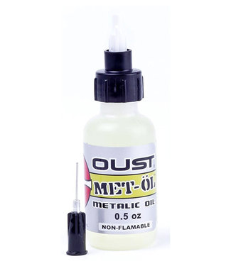 Oust Speed Lube Metallic Oil