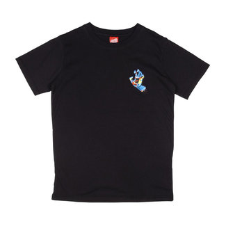 Santa Cruz Youth Primary Hand T-Shirt Black