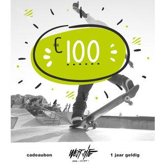 Cadeaubon 100 Euro