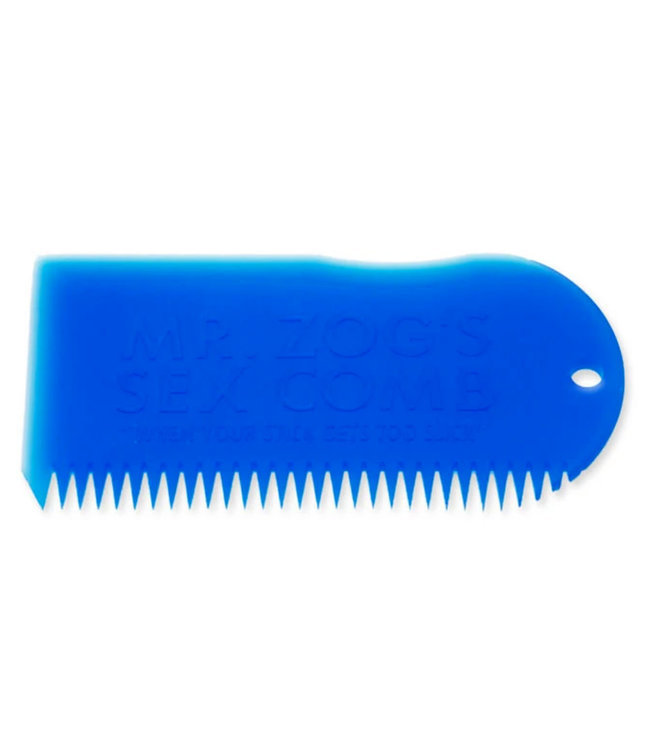 Sex Wax Waxcomb Wax Remover Blue