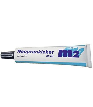 M2 Neopreen Repair Lijm Black 35ml