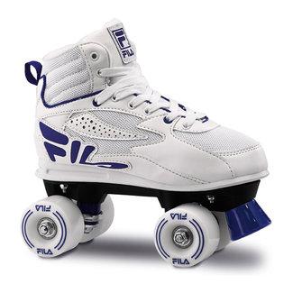 Fila Gift Lady Quad Rollerskates White