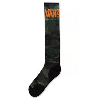 Vans Phd Light Elite Snowboard Socks Classic Camo