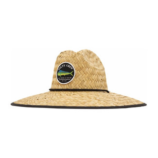 Salty Crew Cover Up Straw Hat Black