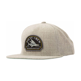 Salty Crew Flyer 5 Panel Oatmeal