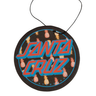 Santa Cruz Tropic Dot Air Freshener
