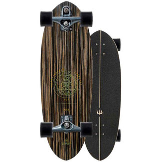 "Carver Haedron No.3 30"" Complete Surfskate"