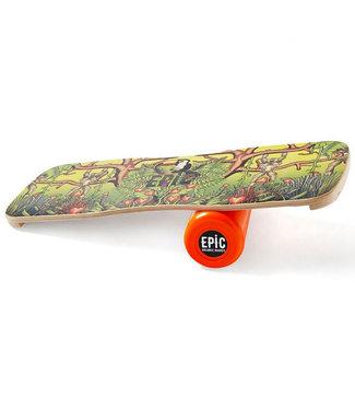 Epic Jungle Retro Balance Board (Pack)