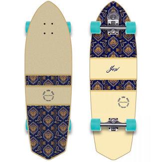 "YOW Padang Padang 34"" Power Surfing Series Yow Surfskate"