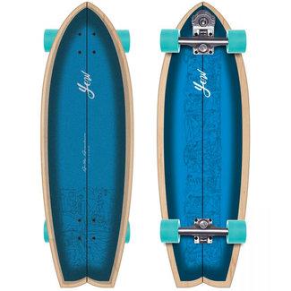 """YOW Aritz Aranburu 32.5"""" Signature Series Yow Surfskate"""