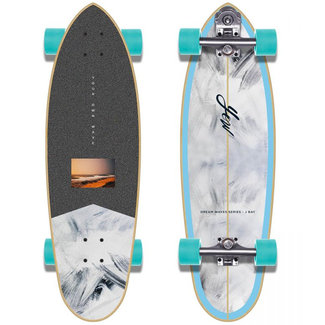 "YOW J-Bay 33"" Dream Waves Series Yow Surfskate"