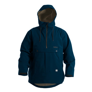 Follow Layer 3.1 Outer Spray Anorak Navy