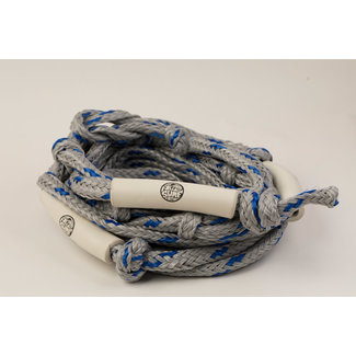 Follow The Basic 24ft Surf Rope Navy