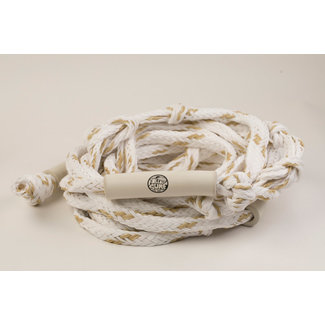 Follow The Basic 24ft Surf Rope White