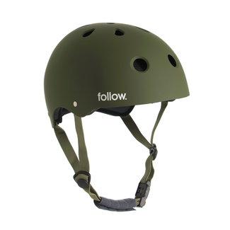 Follow Pro Helmet Olive
