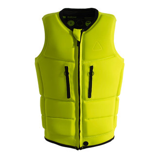 Follow S.P.R Regular Mens Impact Jacket Yellow